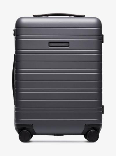 dark grey H5 cabin suitcase