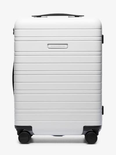 Grey H5 cabin suitcase