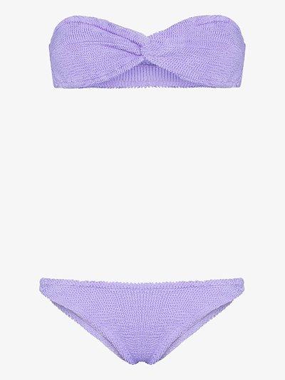 ariel twist bikini