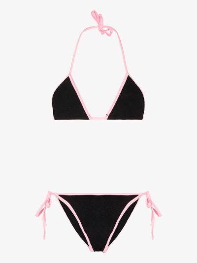 Duo Carmen triangle bikini