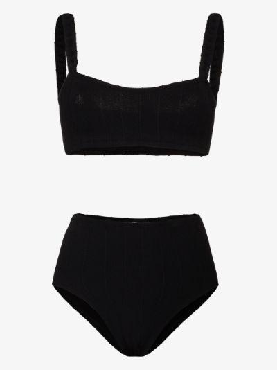 thema nile crop top bikini