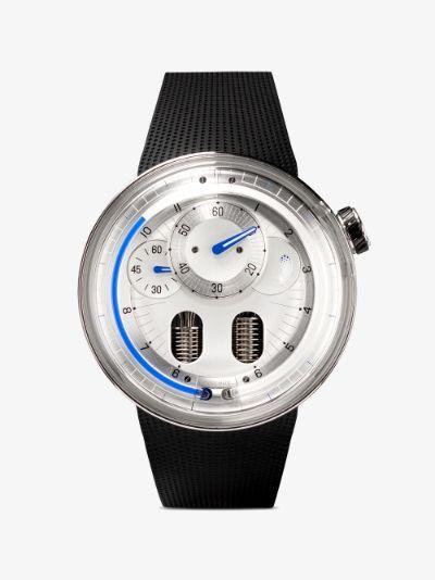 black H0 35 Jewels watch
