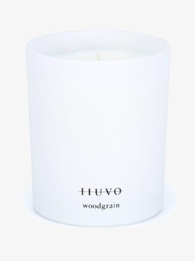 logo print candle