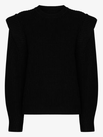 Bolton Ribbed merino Sweater