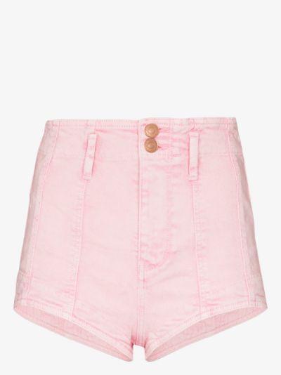 Deverson denim shorts