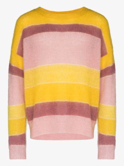 Drussellh striped sweater