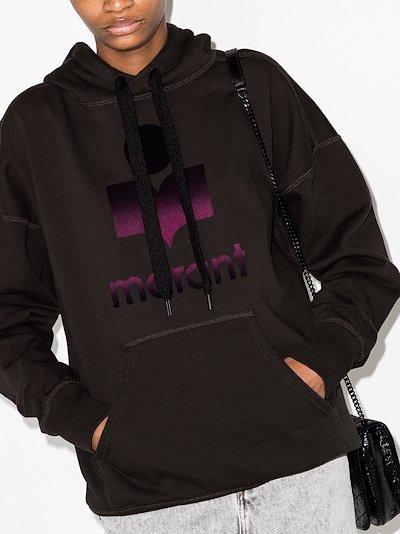 Mansel cotton oversized hoodie