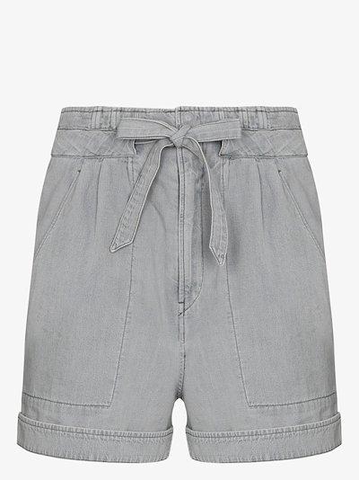 Marius belted shorts