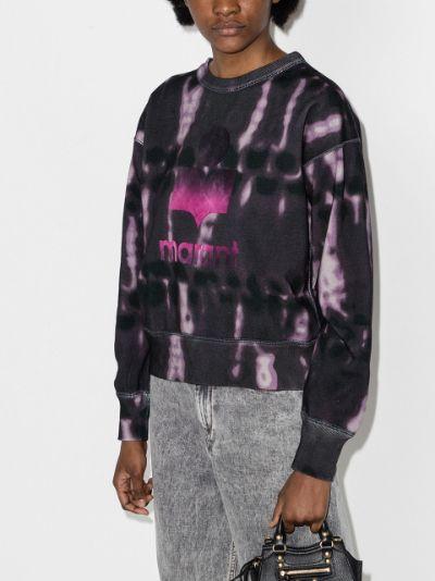 Mobyli tie-dye sweatshirt