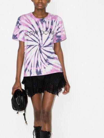 Zewel tie-dye T-shirt