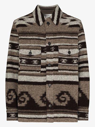 Gervon shirt jacket