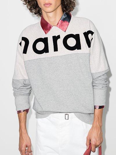 howley logo sweatshirt