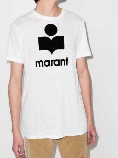 karman logo print T-shirt