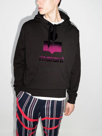 Miley logo hoodie