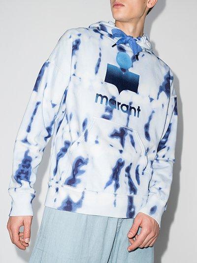 Miley tie-dye hoodie