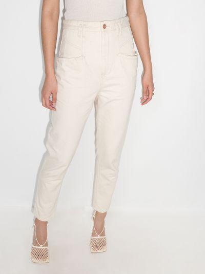 Padeloisasr tapered jeans