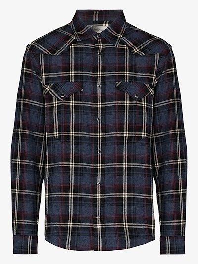 Pitt plaid shirt