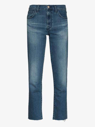 Adele straight leg jeans