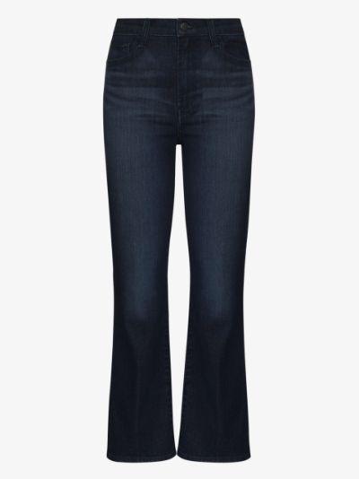 Franky high waist bootcut jeans