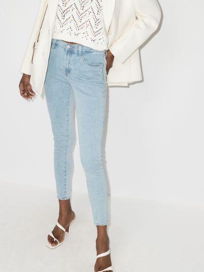 Sophia mid-rise skinny jeans