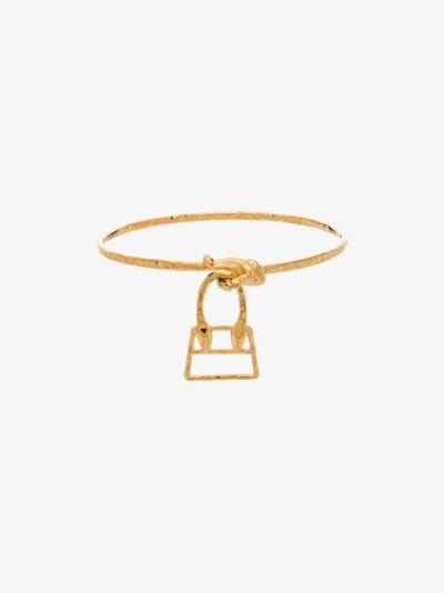 gold tone Le Chiquita bracelet