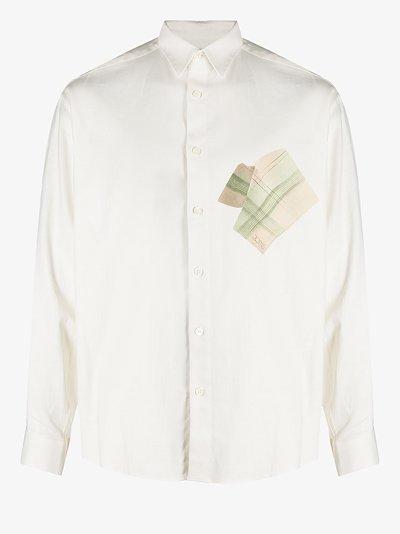 La chemise Henri printed shirt