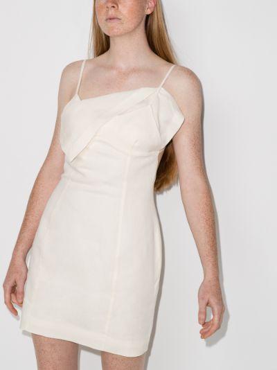 La robe Drap mini dress