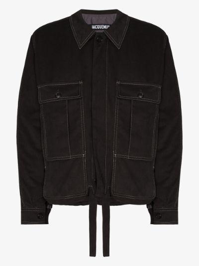 La Veste Esterel shirt jacket