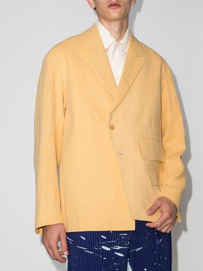 La veste Novi asymmetric blazer