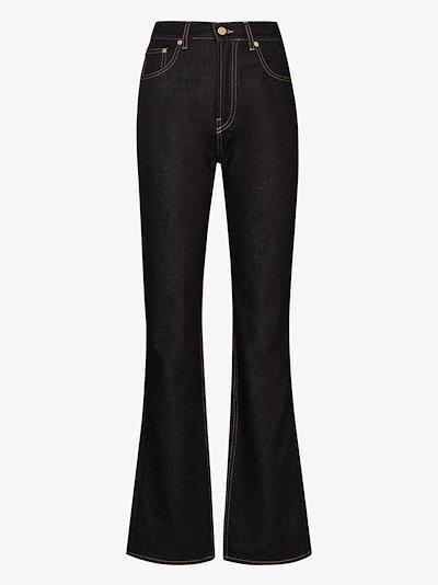 Le de Nîmes bootcut jeans