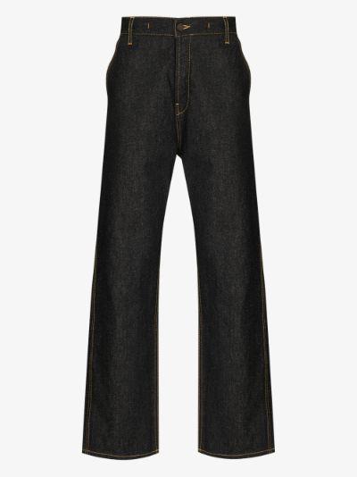 Le de Nîmes Grano loose fit jeans