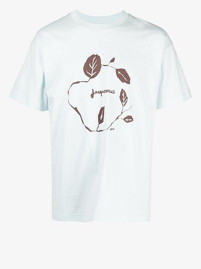 Le Jean printed T-shirt