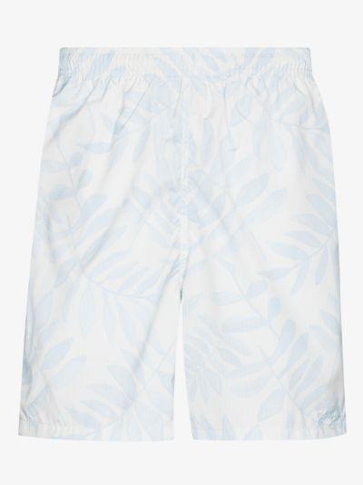 Le Maillot Peinture Swim Shorts