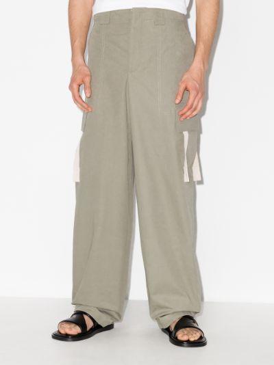 le pantalon cargo trousers