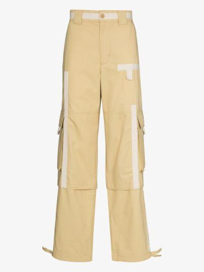 Le Pantalon Grain utility trousers