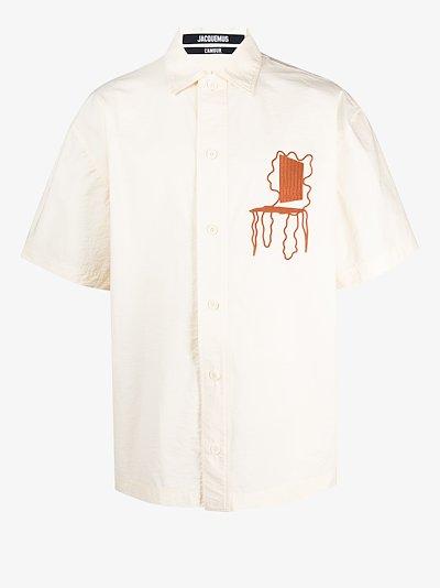 Moisson short-sleeve shirt