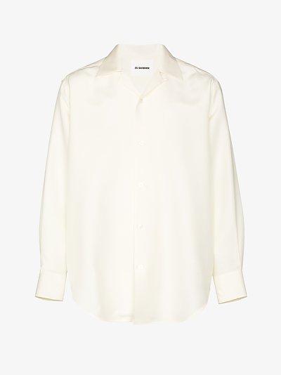 Bison print shirt