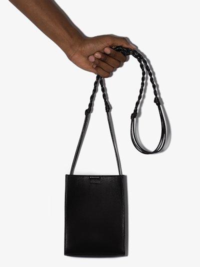 black Tangle small leather shoulder bag