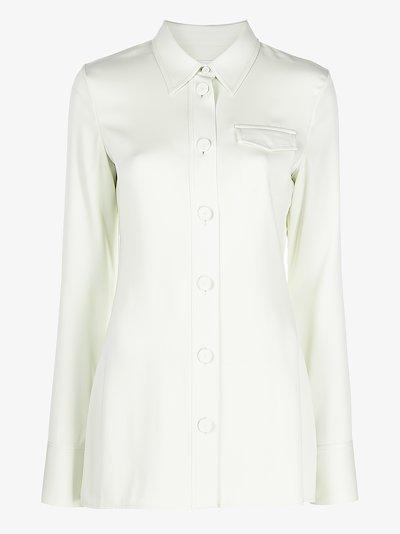 flap-pocket shirt