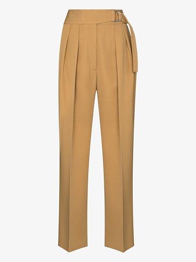 Napoleon high waist wool trousers