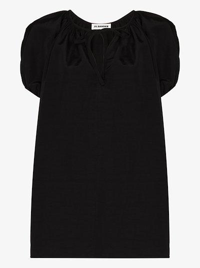Ninette puff sleeve blouse