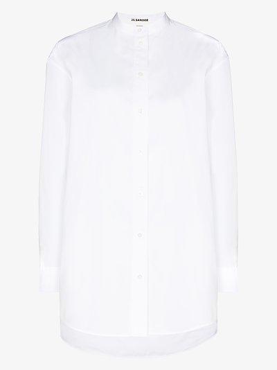 Wednesday cotton poplin shirt