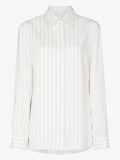 X Browns 50 pinstripe shirt