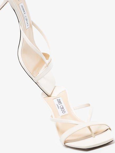 strappy slip-on 70mm sandals