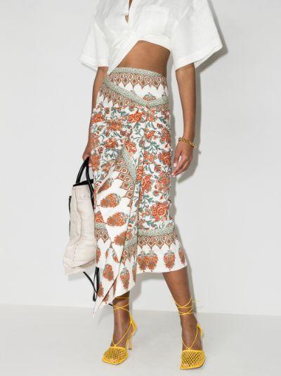 common ancestor wrap skirt