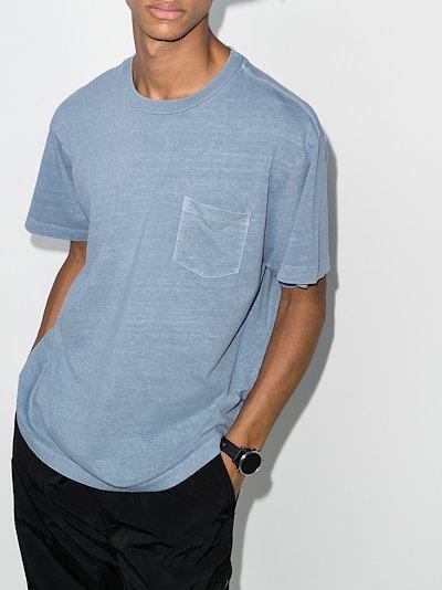 Lucky Pocket cotton T-shirt
