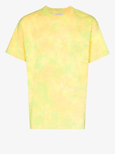 marble cotton T-shirt