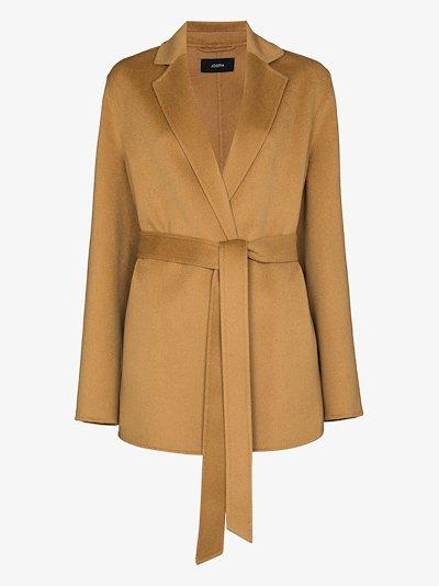 Cenda wool coat