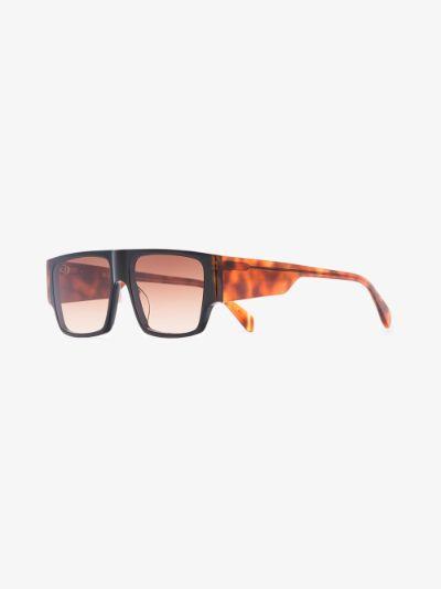 brown Robledo tortoiseshell sunglasses
