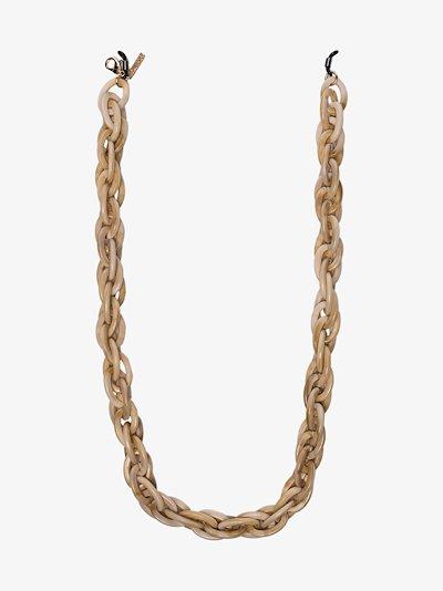 neutral sunglasses chain